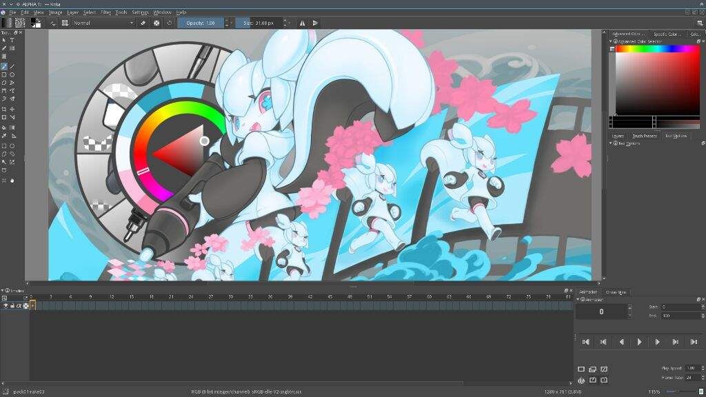 100 Free Animation Programs Animation Art Map Amino