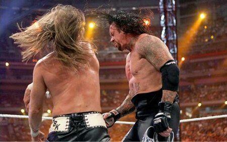 Shawn Michaels vs The Undertaker WrestleMania 25/26 ...