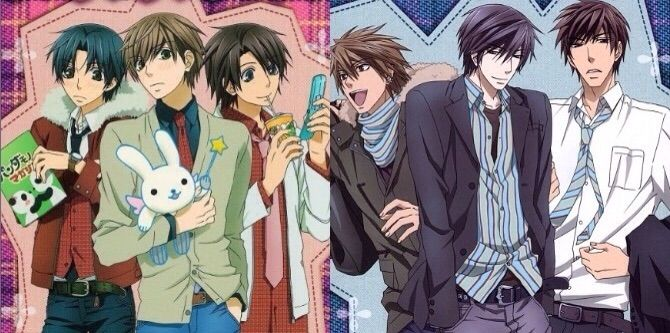 Junjou Romantica or Sekaiichi Hatsukoi ? | Anime Amino