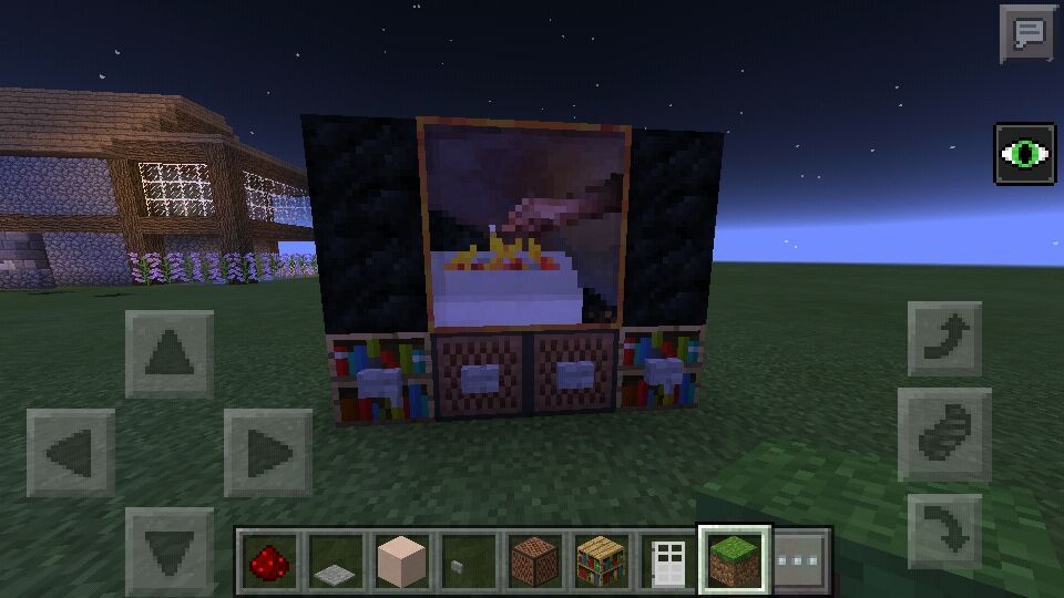 how to build a couch in minecraft