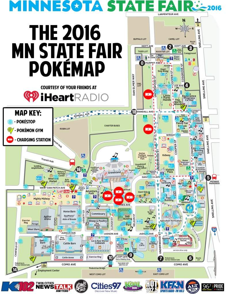 MN State Fair Pokemap | Furry Amino