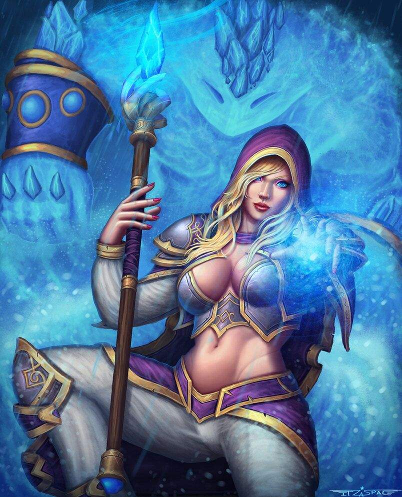 Jaina proudmoore hot sex nsfw pic