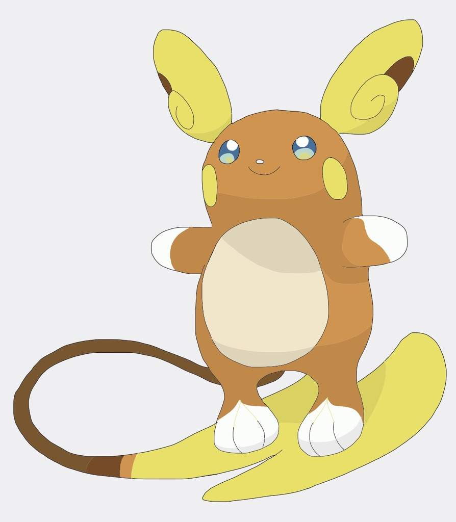 Pokemon Raichu Drawing Images | Pokemon Images