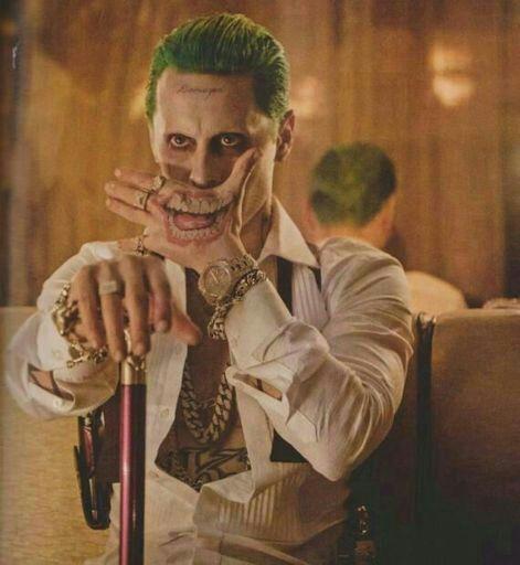 Significado Del Tatuaje Del Joker Comics Amino