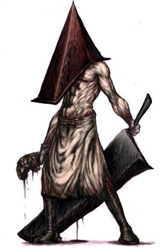 Pyramid Head Wiki Horror Amino