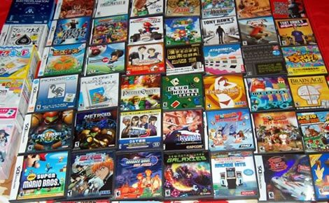 games The adults ds best for