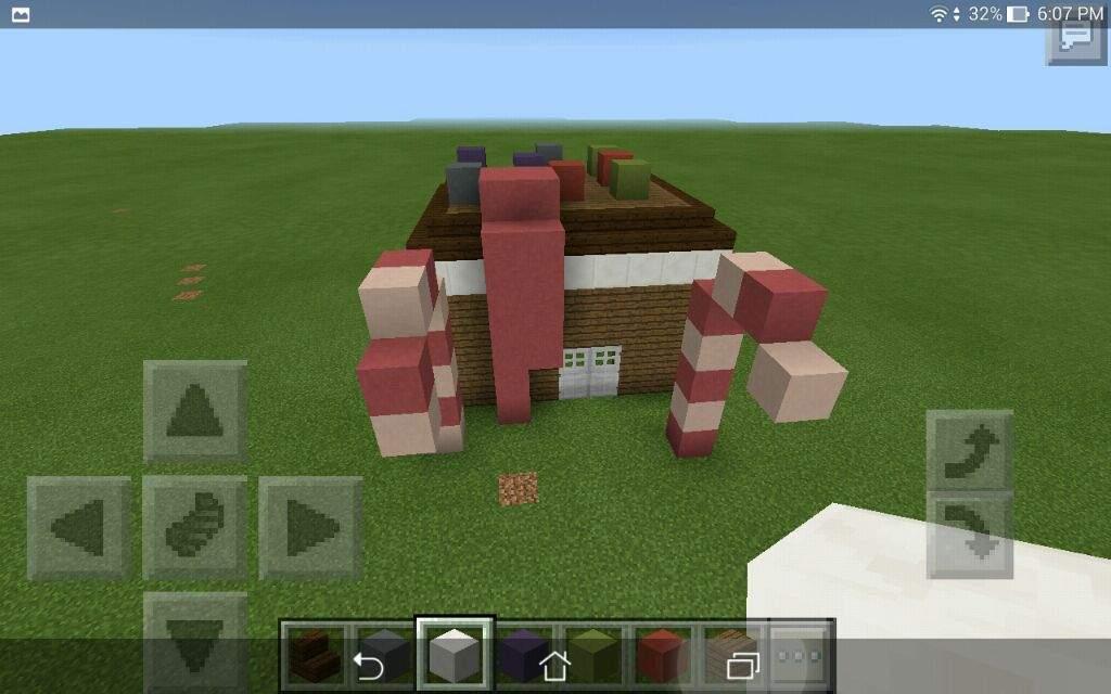 Candyhouse Challenge Minecraft Amino
