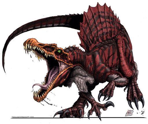 Spinosaurus wiki