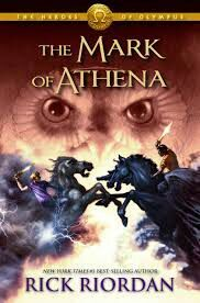 Mark of athena book summary