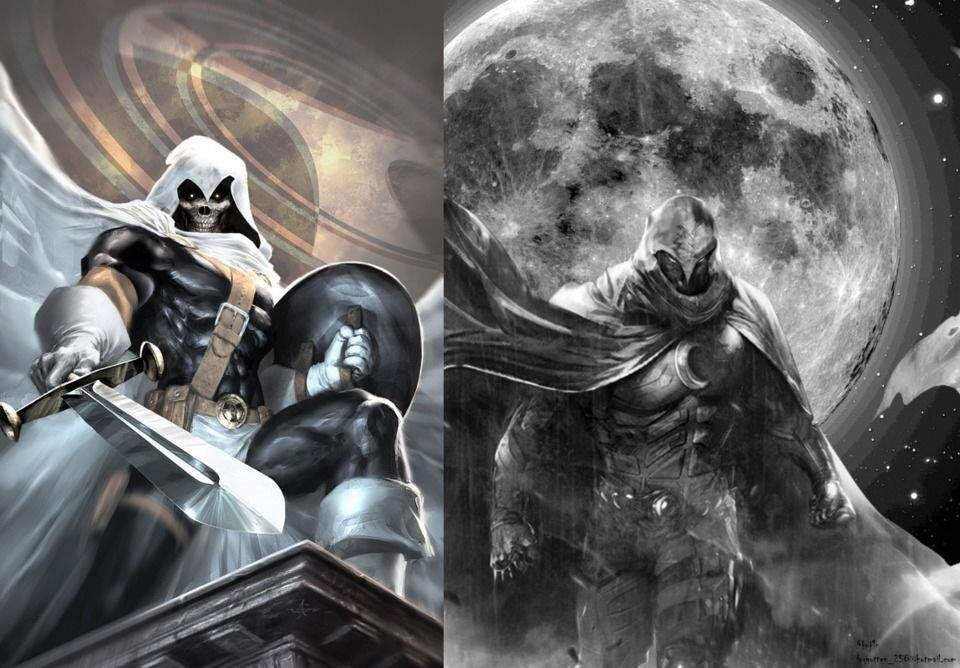 moon knight vs taskmaster - photo #10