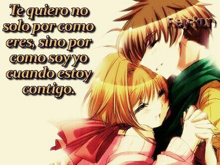 Frases Anime De Romance Anime Amino
