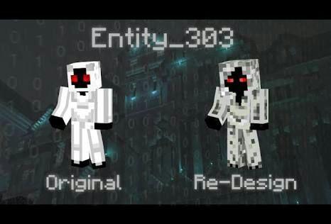 Quien Es Entity Minecraft Amino Crafters Amino - Skins para minecraft pe fantasma
