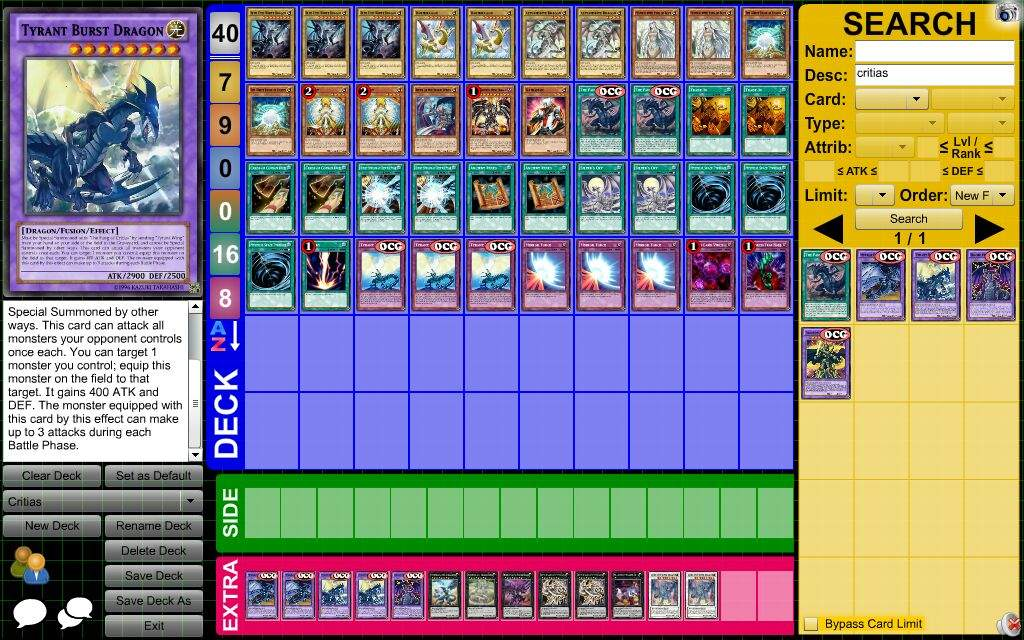 And borrow is what the deck contains. This particular deck was made back in 2015 so obviously needs some changes and updates.