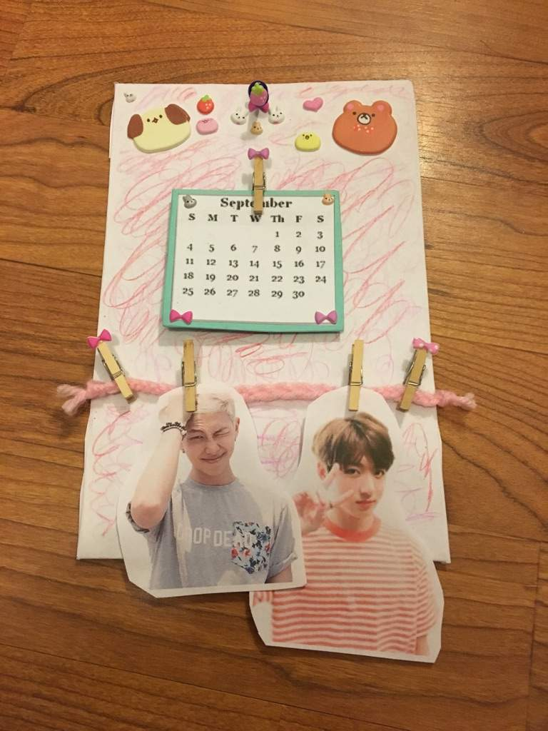 Diy Kpop Calendar : ⭐️ diy kpop calendar k pop amino