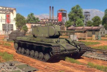 KV-220   Wiki   War Thunder Amino