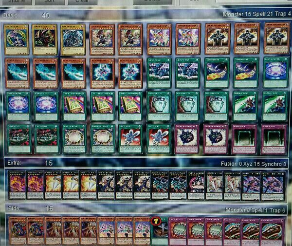 how to make a toon deck