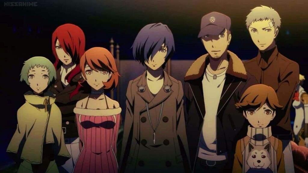 persona 3 the movie 4 screenshots nonspoiler anime amino