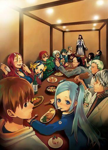 Zaregoto Blog More Anime News Anime Amino