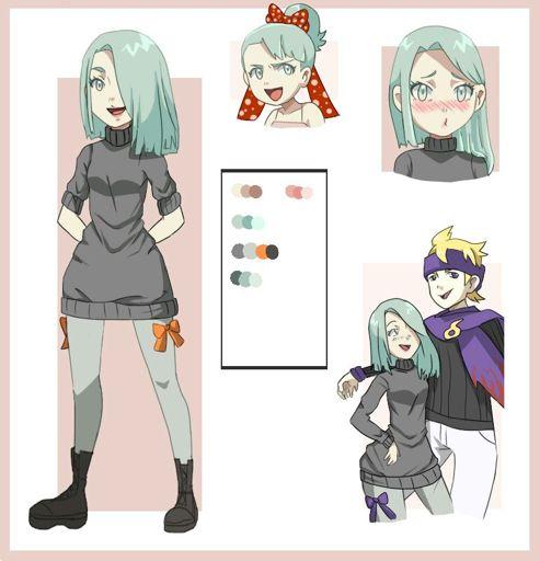 Shadryn Natale (Pokemon Trainer OC)