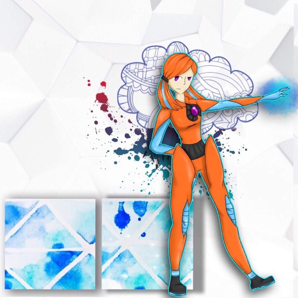 Deoxys Gijinka Pokemon Images | Pokemon Images