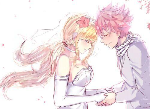 Natsu x Lucy | •Anime• Amino