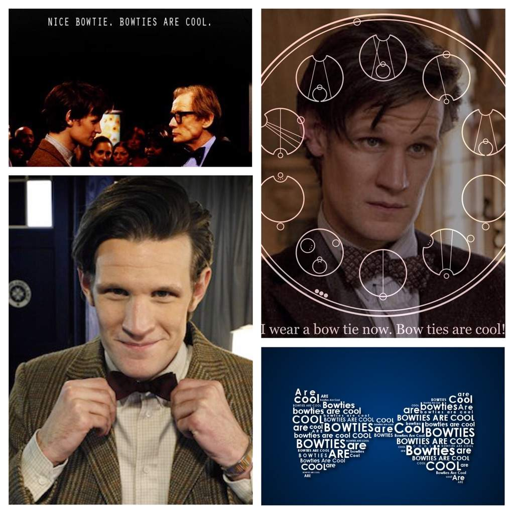 bow ties are cool doctor who amino