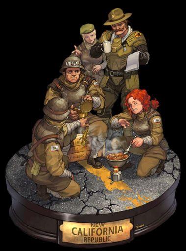 NCR (New California Republic) | Wiki | Fallout Amino