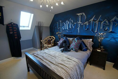 . Harry Potter room decoration   Harry Potter Amino