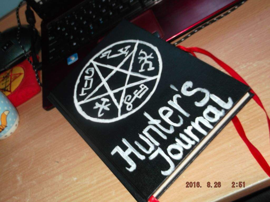 Hunter's journal PART 2  | Supernatural Amino