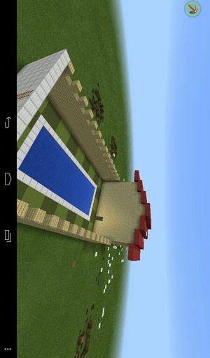 Mi Casa De Plantas Contra Zombies En Minecraft Minecraft Amino Crafters Amino