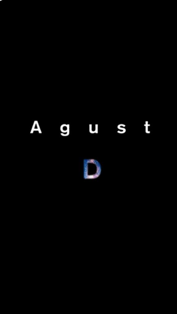 Agust D iphone wallpapers! | ARMY's Amino