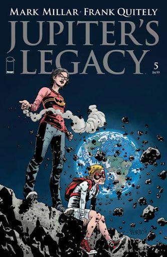Jupiter S Legacy Wiki Comics Amino
