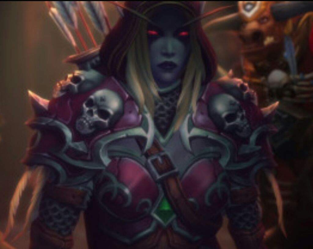 wow sylvanas windrunner hq - photo #15