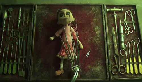 Coraline Horror Amino