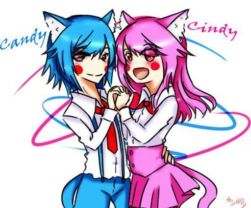 Candy x Cindy | Five Nights At Freddy's Amino