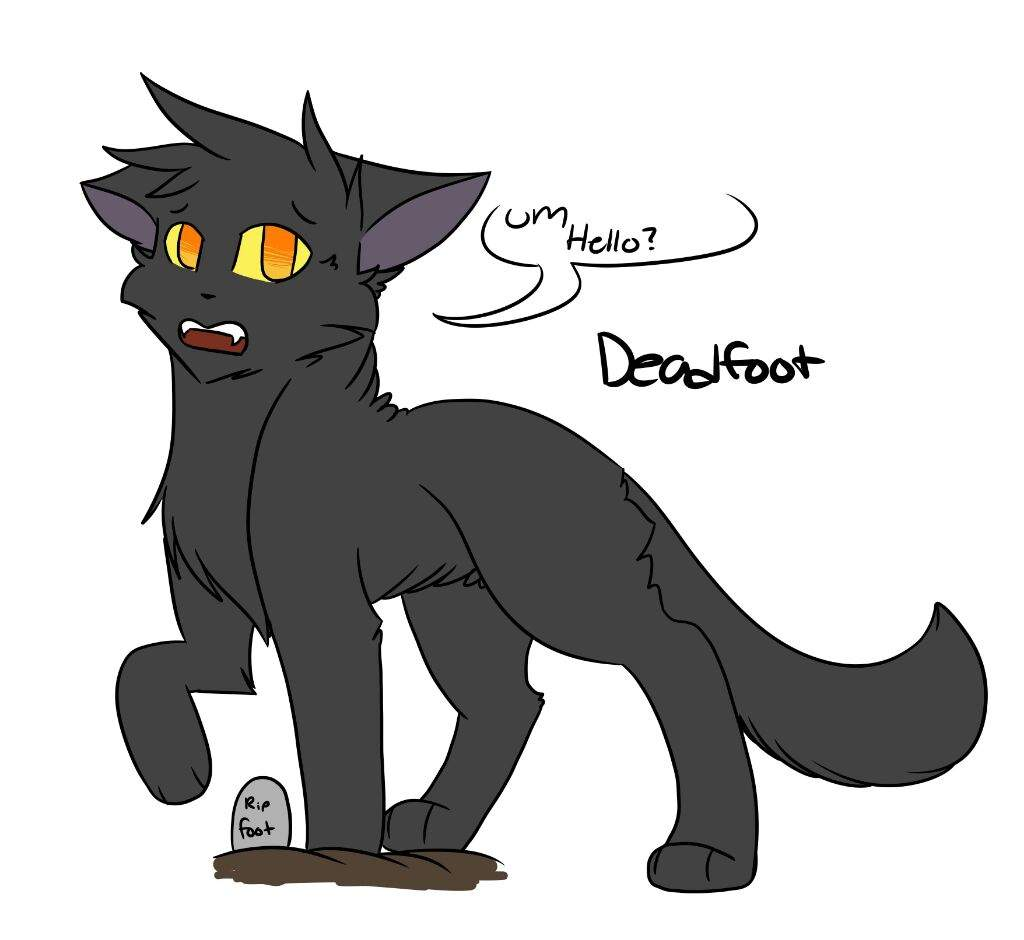 Names For Warrior Cats Oc