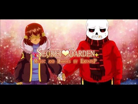 Secret Garden Lyrics Undertale Amino