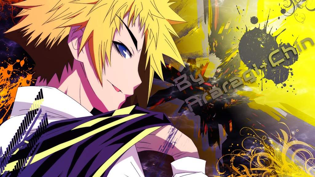 who are the coolest looking anime characters    anime