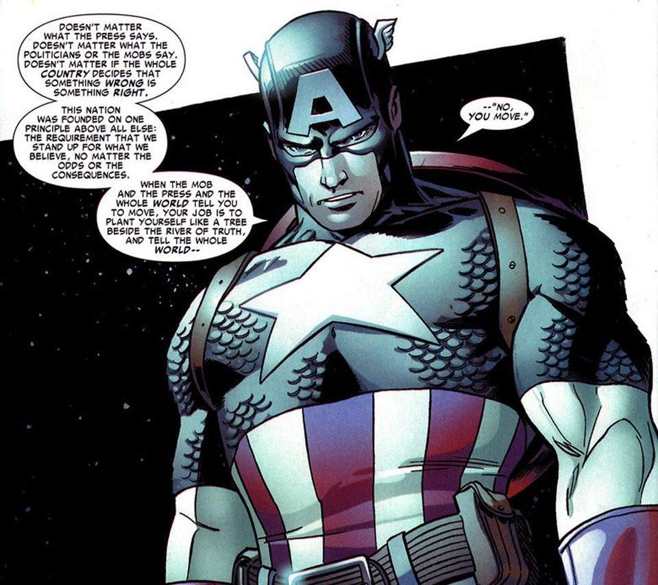 In your opinion, what is the all time greatest moment in Comic Book History?