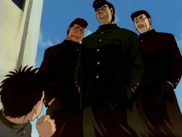 Ippo Makunouchi Anime Amino