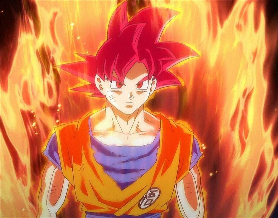 Was super saiyan blue wasted potential dragonballz amino - Sangoku super saiyan god ...
