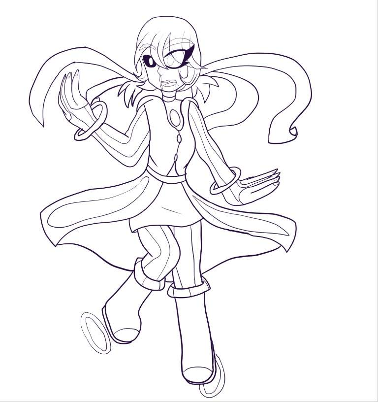 Line Art Meme : Draw this again meme deoxys gijinka pokémon amino