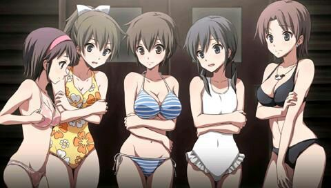Corpse party anime episode 1