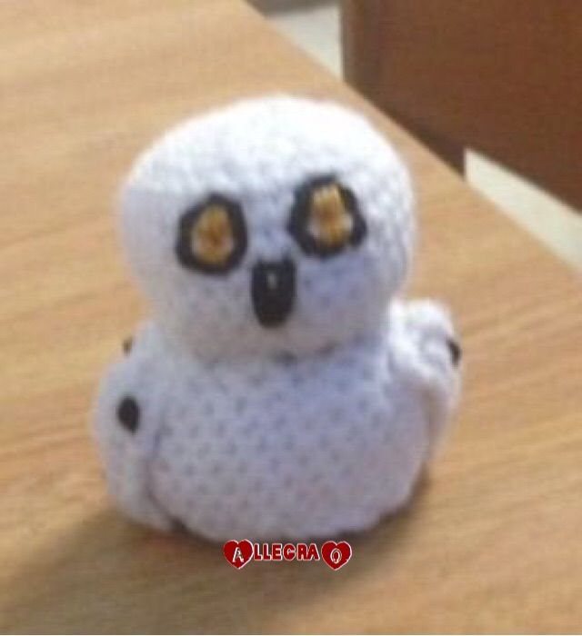 Ravelry: Snowy Owl pattern by On a Whim by Lynn | 700x640