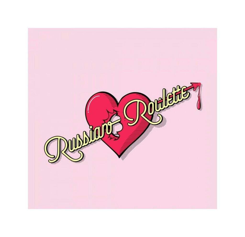 Red velvet russian roulette album cover