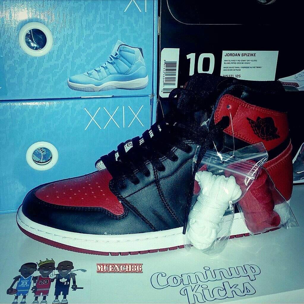 5fe87d836002 Air Jordan 1 Bred Banned