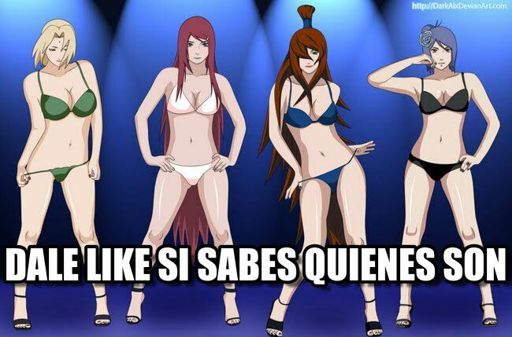 Chicas Sexys De Naruto Naruamino Amino