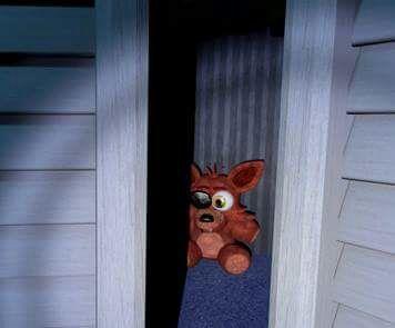 nightmare foxy jumpscare fnaf