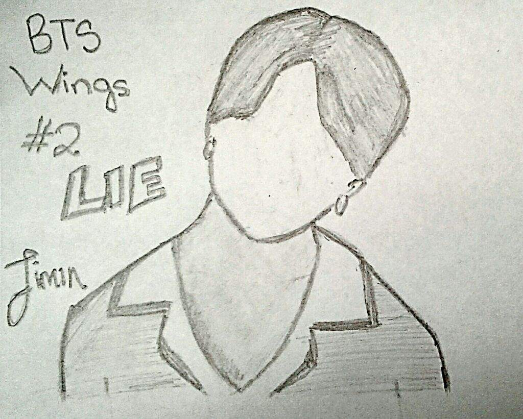 "BTS ""Wings"" #2 LIE: Jimin Fanart"