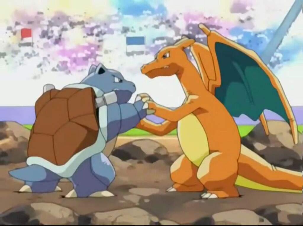 Best pokemon battle ever anime